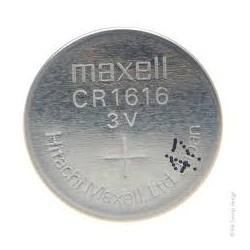 Bateria CR1616 3V