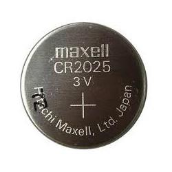 Bateria CR2025 3V